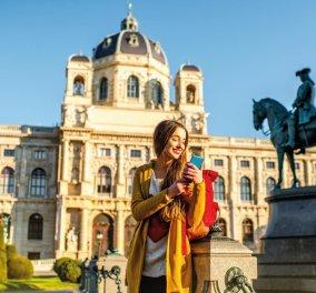 Αύξηση 8% στις τουριστικές αφίξεις στην Ευρώπη το 2017 - Κυρίως Φωτογραφία - Gallery - Video