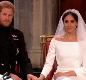 Harry & Meghan: Το μενού του βασιλικού γάμου & τα απρόοπτα (ΒΙΝΤΕΟ) - Κυρίως Φωτογραφία - Gallery - Video
