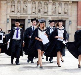 Βίβιαν Στερν: «Τίποτε δεν αλλάζει για τις σπουδές στη Βρετανία μέχρι και το 2020» - Κυρίως Φωτογραφία - Gallery - Video
