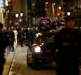 Παρίσι: Τρομοκρατική επίθεση με δύο νεκρούς- O ISIS ανέλαβε την ευθύνη για την επίθεση με μαχαίρι (ΦΩΤΟ-ΒΙΝΤΕΟ) - Κυρίως Φωτογραφία - Gallery - Video