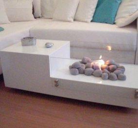 Σπύρος Σούλης: Αυτά τα 6 coffee table είναι για εσάς που ψάχνετε κάτι πρωτότυπο για το σαλόνι σας!  - Κυρίως Φωτογραφία - Gallery - Video