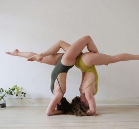 Καταπληκτικές εικόνες με χορευτές που γίνονται ένα - Απολαύστε τις απίθανες λήψεις του Carsten Thun   - Κυρίως Φωτογραφία - Gallery - Video