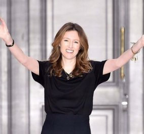 Clare Waight Keller, η γυναίκα που σχεδίασε το νυφικό της χρονιάς: μια 47χρονη κοκκινομάλλα Αγγλίδα (ΦΩΤΟ & VIDEO) - Κυρίως Φωτογραφία - Gallery - Video