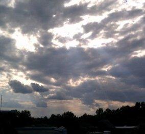 Άστατος σήμερα ο καιρός: Συννεφιά, υψηλές θερμοκρασίες & πιθανότητα βροχών - Κυρίως Φωτογραφία - Gallery - Video