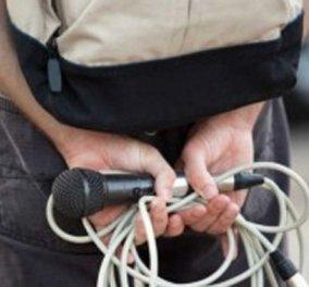 Γνωστός Έλληνας δημοσιογράφος εξομολογείται ότι έπαθε κρίση πανικού live - «Μετά το live, κατέρρευσα» δηλώνει - Κυρίως Φωτογραφία - Gallery - Video