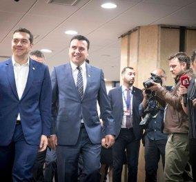 Αναταράξεις στο Σκοπιανό: Αρνείται το «erga omnes» ο Ιβάνοφ - Προβληματισμός στο Μαξίμου - Κυρίως Φωτογραφία - Gallery - Video