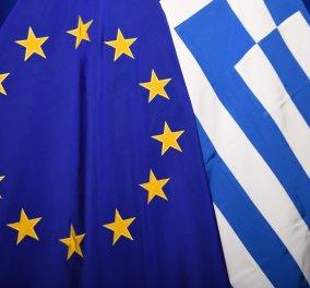 Πέντε στους δέκα Έλληνες λένε «ναι» στην Ε.Ε. - Το 70% βλέπει έλλειψη δημοκρατίας - Κυρίως Φωτογραφία - Gallery - Video
