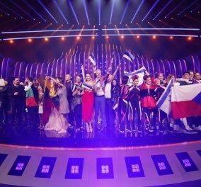 Αυτές είναι οι 25 χώρες που πέρασαν στον μεγάλο τελικό της Eurovision- Παραμένει πρώτη στα στοιχήματα η Φουρέιρα, ποιοι την απειλούν - Κυρίως Φωτογραφία - Gallery - Video