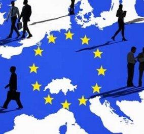 Εurostat: το 6% των Ελλήνων ζουν σε άλλες χώρες της Ε.Ε. - Η αύξηση σε σχέση με το 4,7% του 2012 - Κυρίως Φωτογραφία - Gallery - Video