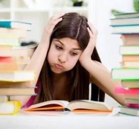 Τι πρέπει να τρώνε οι μαθητές την περίοδο των εξετάσεων - Κυρίως Φωτογραφία - Gallery - Video