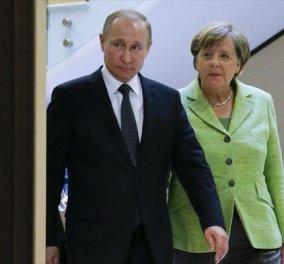 Ενδιαφέρον άρθρο του Κ Μελά: Γερμανία - Ρωσία: Μια σχέση πολύπαθη σε νέα φάση  - Κυρίως Φωτογραφία - Gallery - Video