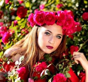 Τι μυστικά κρύβει μέσα του το τριαντάφυλλο - Κάνει την επιδερμίδα να λάμπει αλλά και τη διάθεση να ανεβαίνει - Κυρίως Φωτογραφία - Gallery - Video