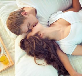 «Karezza» είναι η νέα τάση στο σεξ - Όλα όσα πρέπει να ξέρετε γι' αυτή - Κυρίως Φωτογραφία - Gallery - Video