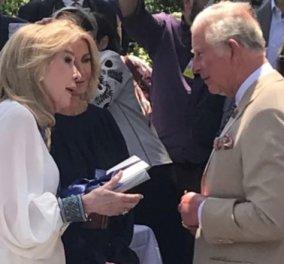 Κρήτη: Συνάντηση στην Κνωσό με την Μαριάννα Βαρδινογιάννη & την Μαρέβα Μητσοτάκη για τον πρίγκιπα Κάρολο (ΦΩΤΟ) - Κυρίως Φωτογραφία - Gallery - Video