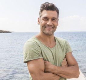 Μαυρισμένος & πολύ χαρούμενος ο Στέλιος Κρητικός επέστρεψε στην Ελλάδα (ΦΩΤΟ) - Κυρίως Φωτογραφία - Gallery - Video