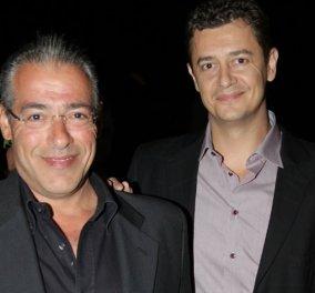 Ανανέωσαν με τον Alpha για ακόμα τέσσερα χρόνια Αντώνης Σρόιτερ & Νίκος Μάνεσης - Κυρίως Φωτογραφία - Gallery - Video
