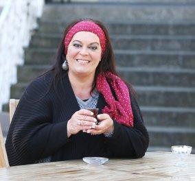 Η Μαρία Εκμεκτσίογλου μόλις αγόρασε αυτές τις ολόφρεσκες μωβ αγκινάρες και μας δίνει tips (ΦΩΤΟ) - Κυρίως Φωτογραφία - Gallery - Video