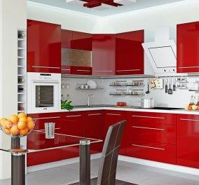 Σπύρος Σούλης: 8 πανέξυπνοι και οικονομικοί τρόποι για να βάλετε χρώμα στην κουζίνα σας - Κυρίως Φωτογραφία - Gallery - Video