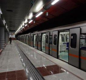 Χωρίς μετρό σήμερα η Αθήνα- 24ωρη απεργία - Κυρίως Φωτογραφία - Gallery - Video