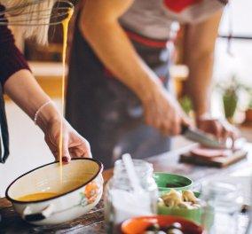 Πιο χαλαρωτικό το μαγείρεμα από τον διαλογισμό ή το σεξ- Δείτε γιατί - Κυρίως Φωτογραφία - Gallery - Video