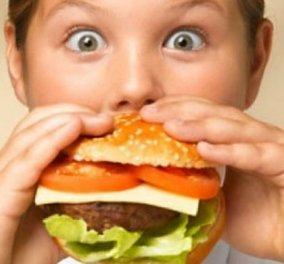Ερχόμαστε δεύτεροι σε όλη την Ευρώπη με τα πιο παχύσαρκα αγόρια & τρίτοι με τα πιο παχύσαρκα κορίτσια! - Κυρίως Φωτογραφία - Gallery - Video