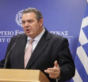 """Καμμένος: «Δεν θα συμφωνήσουμε σε κανένα όνομα με τον όρο """"Μακεδονία""""» - Τι είπε για τις εκλογές - Κυρίως Φωτογραφία - Gallery - Video"""