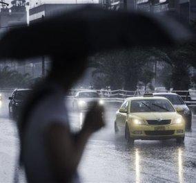 Καιρός: Νεφώσεις με βροχές & καταιγίδες & σήμερα- Αναλυτικά η πρόγνωση - Κυρίως Φωτογραφία - Gallery - Video