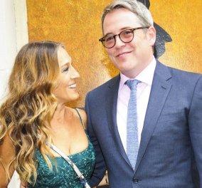 Sarah Jessica Parker: Έκλεισε 21 χρόνια γάμου με τον σύζυγό της, Matthew Broderick- Η φωτό τους από το παρελθόν - Κυρίως Φωτογραφία - Gallery - Video