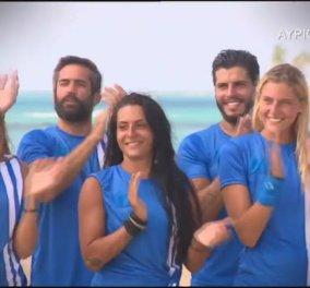 Ο αγώνας Ελλάδας - Κολομβίας στο αποψινό επεισόδιο του «Survivor» (VIDEO) - Κυρίως Φωτογραφία - Gallery - Video