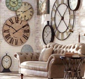 Σπύρος Σούλης: Ρολόγια στο τοίχο - Μήπως είναι κακό φενγκ σούι;  - Κυρίως Φωτογραφία - Gallery - Video