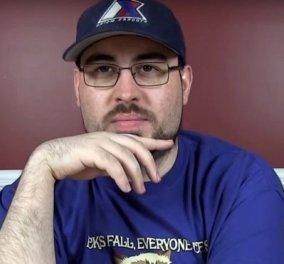 Πέθανε ο «TotalBiscuit» από καρκίνο στα 33 του: θρήνος για  τον διάσημο YouTuber με τα εκατομμύρια των fans (VIDEO) - Κυρίως Φωτογραφία - Gallery - Video