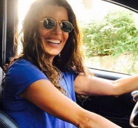 Έσπασαν το αυτοκίνητο της Πόπης Τσαπανίδου: Το έκαναν φύλλο & φτερό- Έκλεψαν ακόμη & τα πατάκια! - Κυρίως Φωτογραφία - Gallery - Video