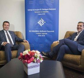 To όνομα «Δημοκρατία της Ίλιντεν Μακεδονίας» πρότεινε ο Ζάεφ- Ενημερώνει τον Παυλόπουλο ο Τσίπρας - Κυρίως Φωτογραφία - Gallery - Video