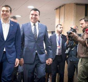 Ζάεφ: «Μπορεί να έχουμε λύση πριν τη Σύνοδο Κορυφής του Ιουνίου» - Κυρίως Φωτογραφία - Gallery - Video