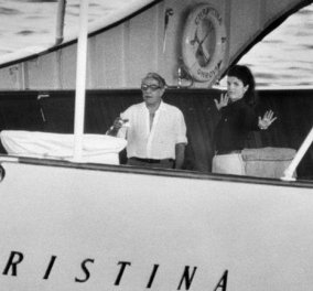 Μόνο στο eirinika : η άγνωστη επιστολή της Τζάκι Κένεντι στον Ωνάση: Άρη μου με έκανες ευτυχισμένη πάνω στη « Χριστίνα»..... (ΦΩΤΟ) - Κυρίως Φωτογραφία - Gallery - Video