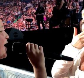 Μία 12χρονη τραγούδησε μαζί με την Pink κι άφησε άναυδη την ερμηνεύτρια (VIDEO) - Κυρίως Φωτογραφία - Gallery - Video