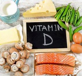 Ένα τεστ πέντε ερωτήσεων σας δείχνει αν έχετε έλλειψη βιταμίνης D! - Κυρίως Φωτογραφία - Gallery - Video