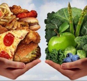 Υγιεινή διατροφή: Κόλαση ή Παράδεισος; - Κυρίως Φωτογραφία - Gallery - Video
