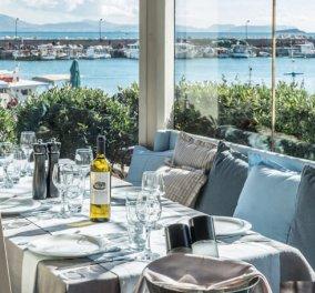 «Καστελόριζο»: Για ρομαντικές βραδινές εξόδους με ολόφρεσκο ψαράκι, θέα τον Σαρωνικό & μουσικές διασκευές blues - Κυρίως Φωτογραφία - Gallery - Video