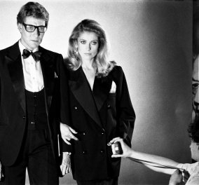 """Έτσι έντυσε την Catherine Deneuve στην """"Ωραία της ημέρας"""" ο Yves Saint Laurent - Τα υπέροχα φορέματα και παλτό (ΦΩΤΟ) - Κυρίως Φωτογραφία - Gallery - Video"""