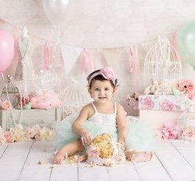 Έρχονται τα πρώτα γενέθλια του παιδιού σας: Δείτε τον οδηγό διασκέδασης για όλους! - Κυρίως Φωτογραφία - Gallery - Video