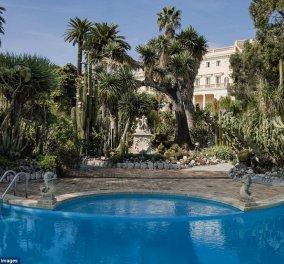 Αυτή είναι η ακριβότερη βίλα στον κόσμο: Κοστίζει 470 εκατ. ευρώ & άνηκε στον δεύτερο Βασιλιά του Βελγίου (ΦΩΤΟ - ΒΙΝΤΕΟ)  - Κυρίως Φωτογραφία - Gallery - Video