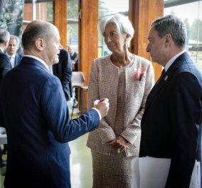 Washington Group: Δεν βγήκε απόφαση για την βιωσιμότητα του ελληνικού χρέους - Κυρίως Φωτογραφία - Gallery - Video