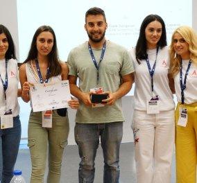 Καταπληκτική είδηση – Μade in Greece το «Space Agrobox»: 2 Έλληνες φοιτητές δημιούργησαν φρέσκο φαγητό για αστροναύτες! - Κυρίως Φωτογραφία - Gallery - Video