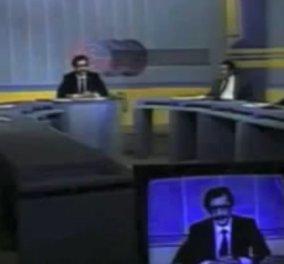 Vintage εκπομπή για την γλώσσα με Κριαρά, Ράμφο, Μπαμπινιώτη & Σπυρόπουλο- Αξίζει να την δείτε (ΒΙΝΤΕΟ) - Κυρίως Φωτογραφία - Gallery - Video