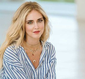 Αυτό κι αν είναι good news για την Ελλάδα: Η διασημότερη fashion blogger, με εκατομμύρια followers, Chiara Ferragni, παντρεύεται στη Σαντορίνη! - Κυρίως Φωτογραφία - Gallery - Video
