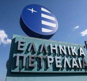 Ελληνικά Πετρέλαια: Υψηλή κερδοφορία με αύξηση παραγωγής και πωλήσεων - Επίτευξη ιστορικού υψηλού εξαγωγών - Κυρίως Φωτογραφία - Gallery - Video