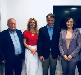 Σημαντικές επαφές Ουκρανών αξιωματούχων με Μητσοτάκη, Γεννηματά, Πιτσιόρλα, με πρωτοβουλία του Ιδρύματος Μπούμπουρα (ΦΩΤΟ) - Κυρίως Φωτογραφία - Gallery - Video