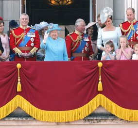 Η γιαγιά Βασίλισσα Ελισάβετ έγινε 92 χρονών! Γιατί μούτρωσε η Σάρλοτ, το φλερτ του Τζωρτζ, η νιόπαντρη Μέγκαν, τα καπέλα! (ΦΩΤΟ & VIDEO) - Κυρίως Φωτογραφία - Gallery - Video