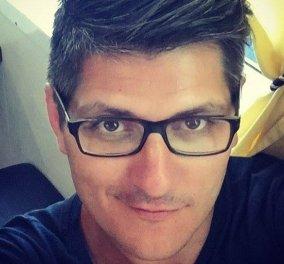 Μόλις 35 ετών πέθανε από επιθετικό καρκίνο ο δικηγόρος Χρήστος Γραμματίδης- Ο συγκλονιστικός του διάλογος για την ασθένεια - Κυρίως Φωτογραφία - Gallery - Video